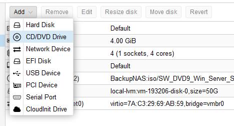 Creación de una máquina virtual de Windows usando los drivers VirtIO