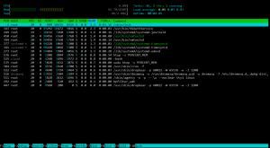 consumo de RAM tras optimización