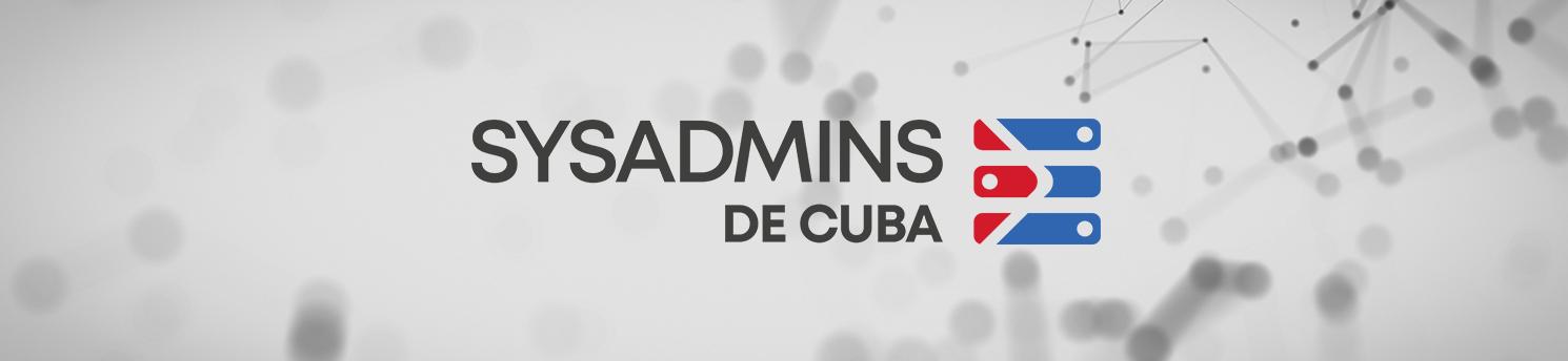 Sysadmins de Cuba